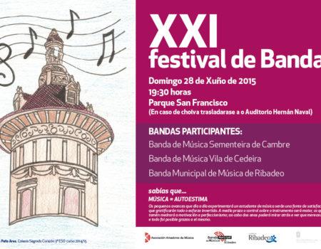 XXI Festival de Bandas de Música
