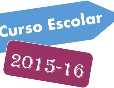 Comeza o curso 2015/2016