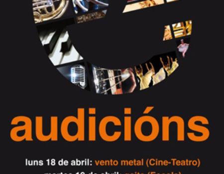 Audicións