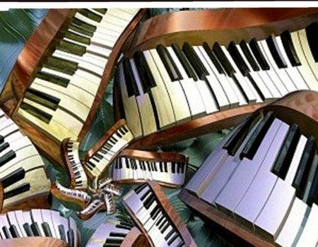 Moitas máis que dúas piano ensamble