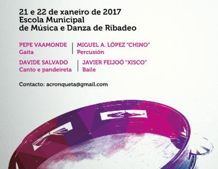 II Curso de Música Tradicional Galega