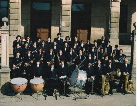 A Banda Municipal de Ribadeo está de aniversario