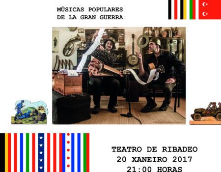 Brigada Bravo&Díaz en concerto