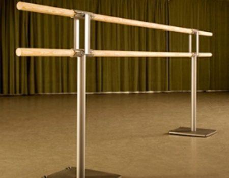 Barra de ballet no Quiosco