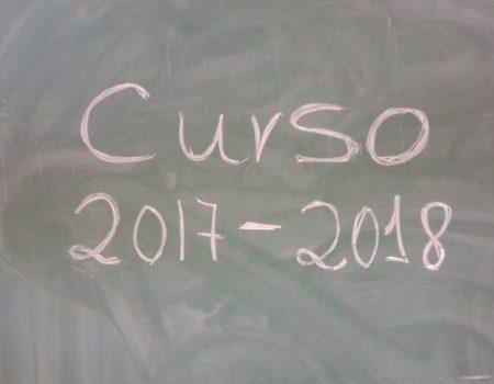 Comeza o curso 2017/2018