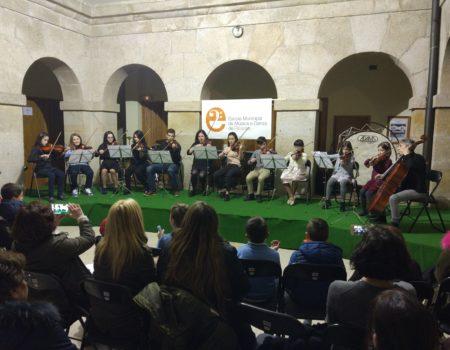 A Escola Municipal de Música e Danza (EMMeD) de Ribadeo inicia o curso 2017/18