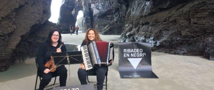 "A EMMeD participa na campaña ""En Negro Contra As Violencias"""