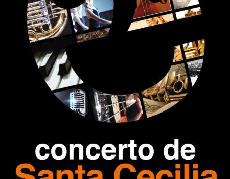 Conmemoración de Santa Cecilia na EMMeD
