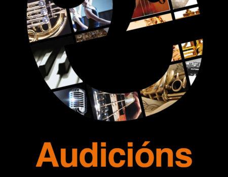 Audicións na EMMeD