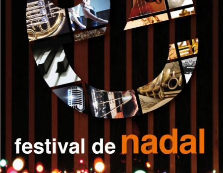 A EMMeD de Ribadeo celebra o seu festival de Nadal
